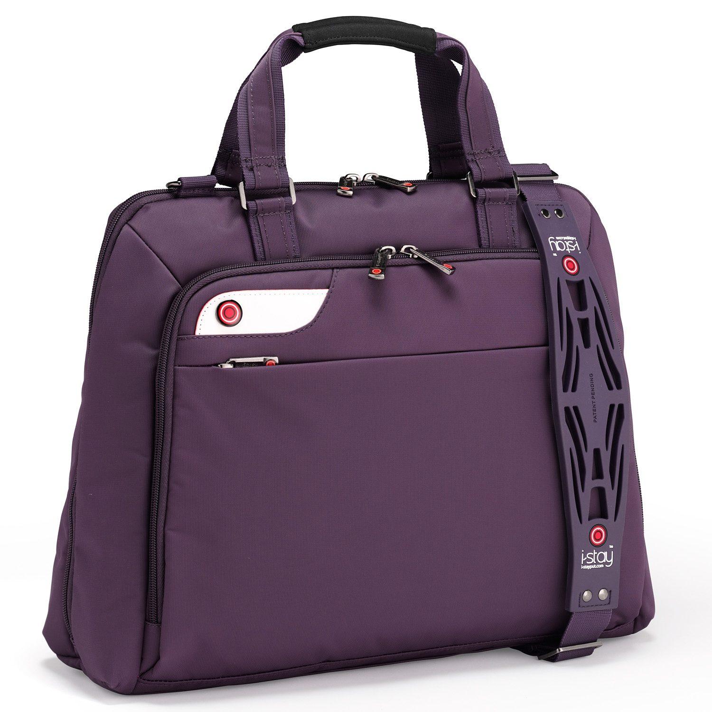 I-STAY Design »Laptop Tasche Frauen 39,6 cm 15,6 Zoll lila«