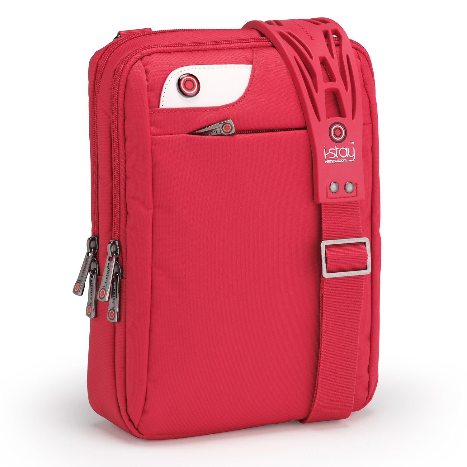 I-STAY Design »iPad/Tablet Tasche 25,6 cm 10,1 Zoll rot«