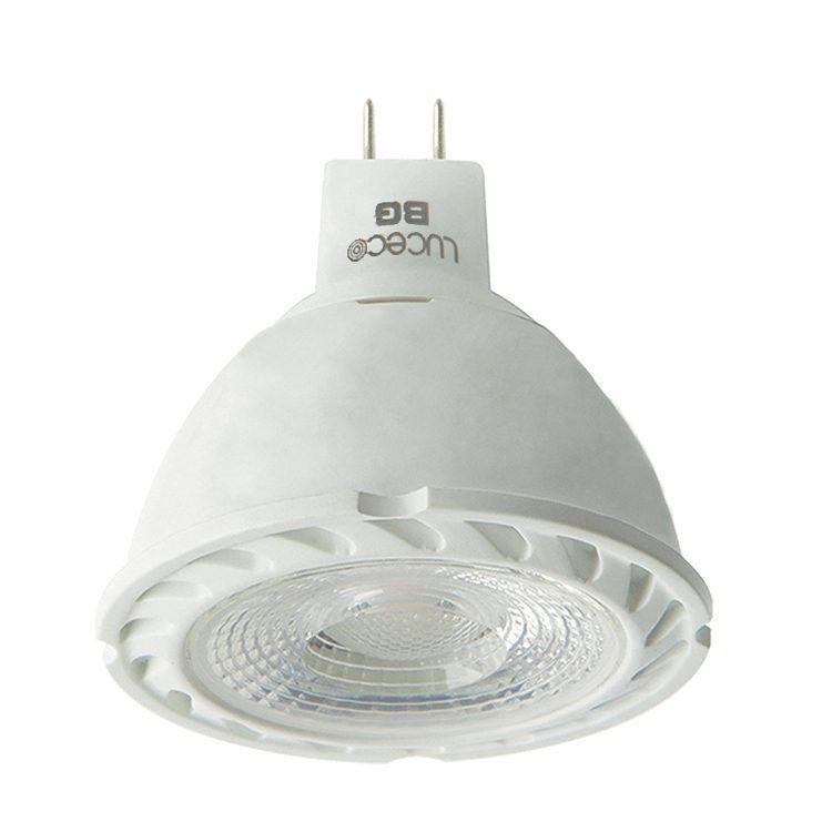 LUCECO LED Leuchtmittel »MR16 GU5.3 5W 370LM 2700K nicht dimmbar«