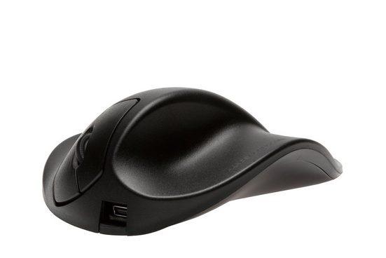 HIPPUS Peripherie-Gerät »HandShoe Mouse links L wireless«