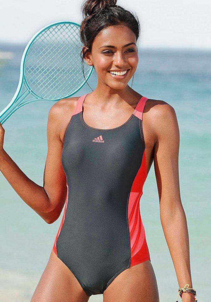 13fa4255c490 adidas Performance Badeanzug mit hohem Beinausschnitt online kaufen ...
