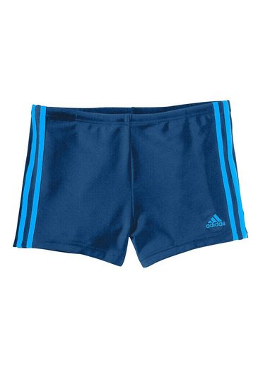 Adidas Performance Boxer Trunks In A Classic Three-stripe-optics