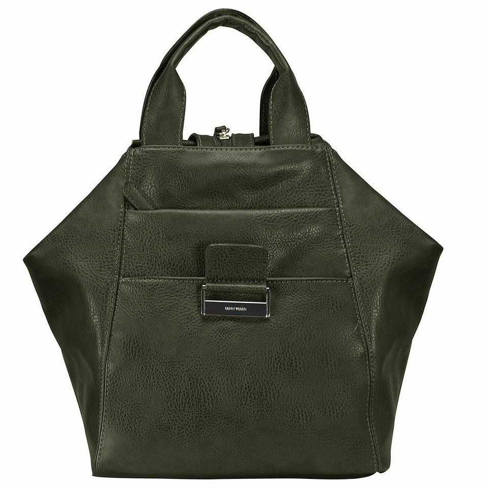 Gerry Weber Be Different Rucksack 30 cm in dark green