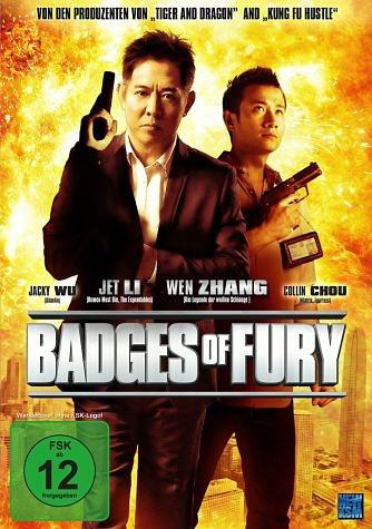 DVD »Badges of Fury«