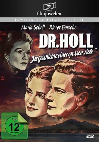 DVD »Dr. Holl - Die Geschichte einer großen Liebe«