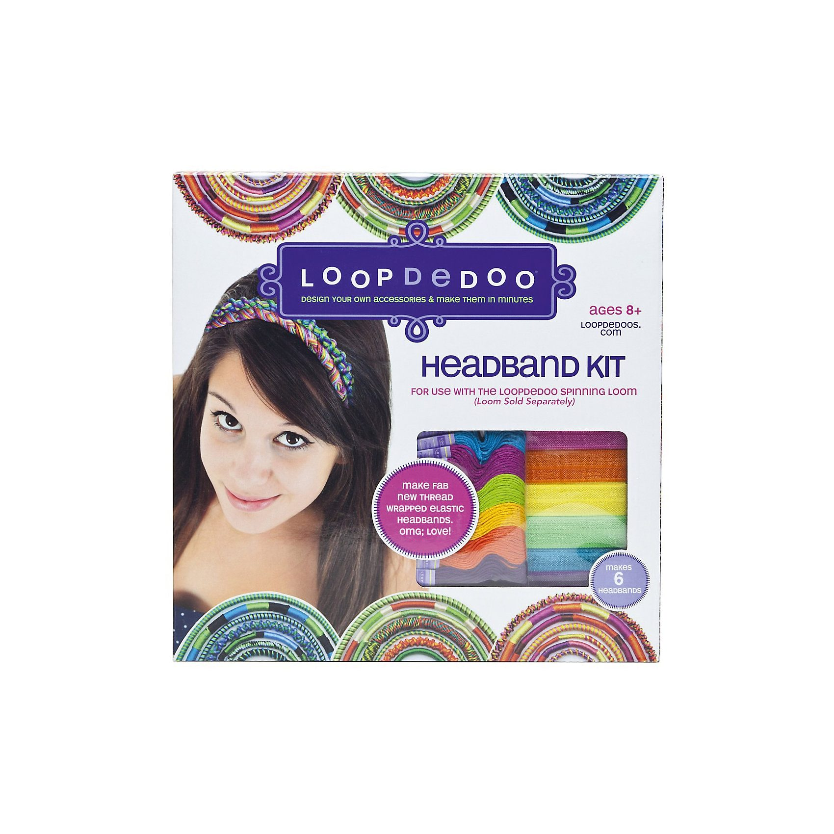 Loopdedoo Haarband Kit