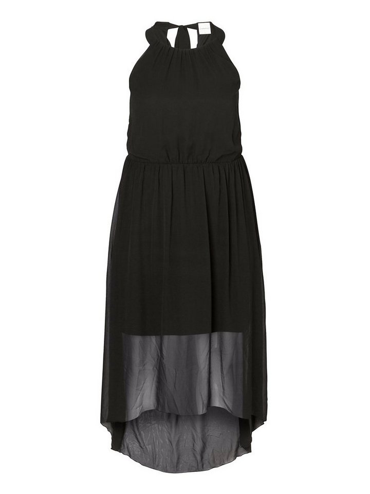 JUNAROSE Sleeveless Maxi dress in Black
