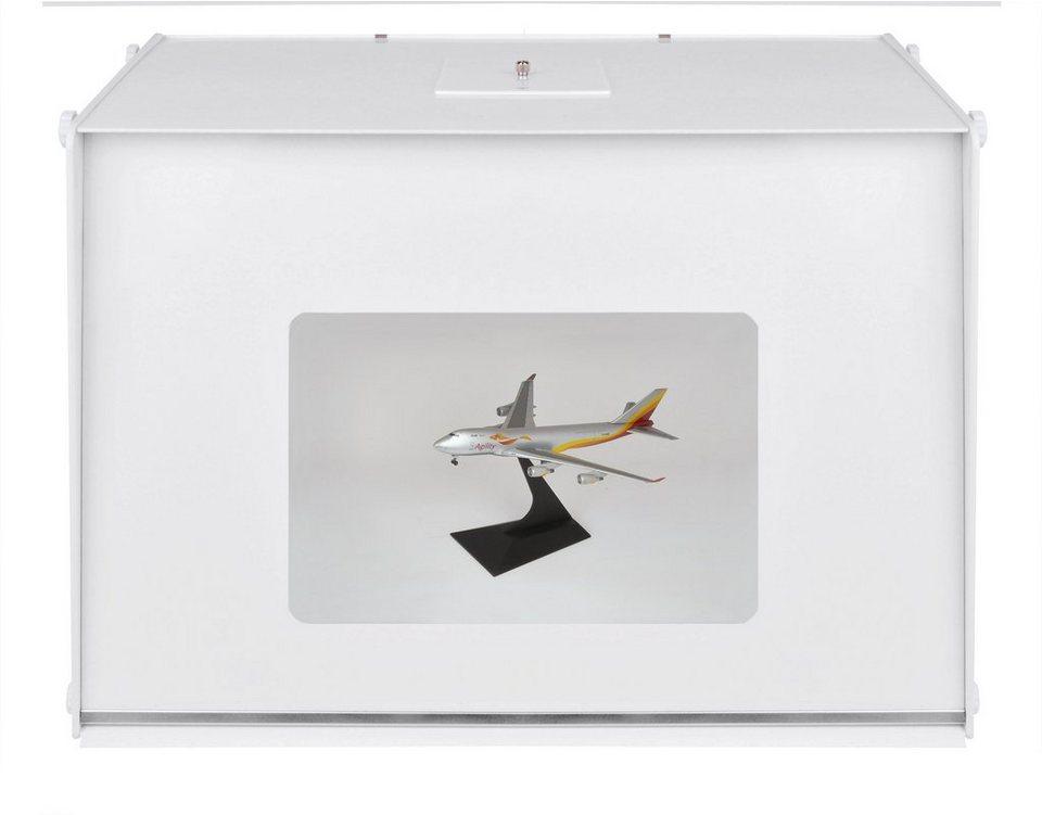 BRESSER Fotostudio »BRESSER BR-PH30 Fotobox + Licht 30x22x23cm«
