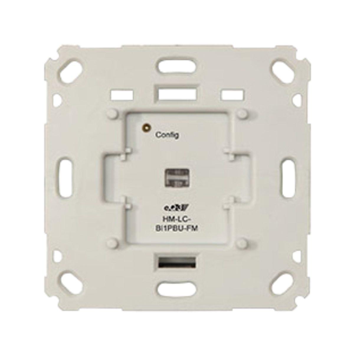 eQ-3 Smart Home Zubehör »Funk-Rolladenaktor für Markenschalter«