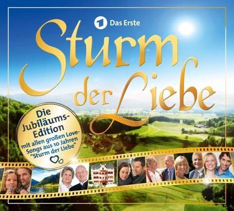 Audio CD »Various: Sturm Der Liebe«