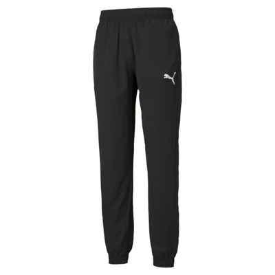 PUMA Jogginghose »Active Woven Herren Trainingshose«
