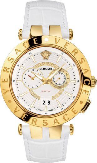 Versace Schweizer Uhr »V-Race, VEBV00319«