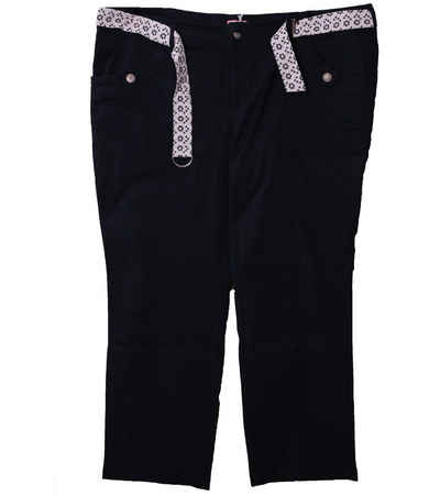 Joe Browns Regular-fit-Jeans »Joe Browns Jeans Denim-Hose einfache Damen Winter-Hose Haus-Hose Dunkel-Blau«