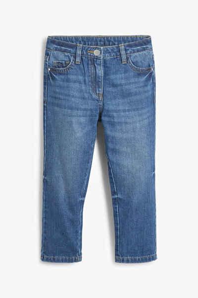 Next Straight-Jeans »Jeans mit geradem Beinschnitt, Straight Fit« (1-tlg)