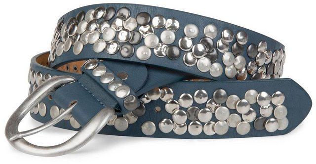 styleBREAKER Nietengürtel »Nietengürtel im Vintage Style« Nietengürtel im Vintage Style | Accessoires > Gürtel > Nietengürtel | styleBREAKER
