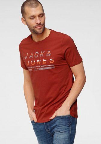 Jack & Jones Jack & Jones Marškinėliai »BOOSTER TEE...