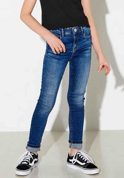KIDS ONLY Stretch-Jeans »KONPAOLA« in High-Waist Form