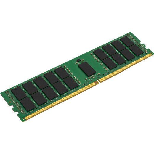 Kingston »DIMM 16 GB DDR4-2666 ECC REG« Arbeitsspeicher