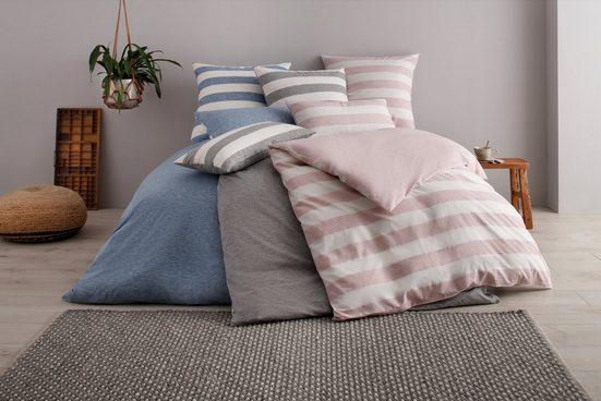 Wendebettwäsche »Jannis«, OTTO products, GOTS zertifiziert - nachhaltig aus Bio-Baumwolle