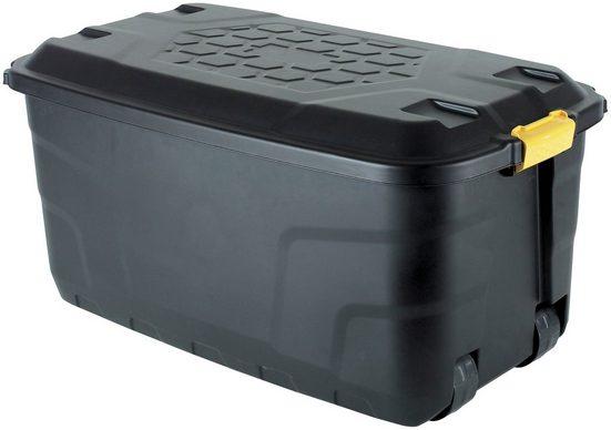 Kreher Aufbewahrungsbox »HEAVY DUTY BOX 145«, (B/T/H): ca. 75x43x45 cm