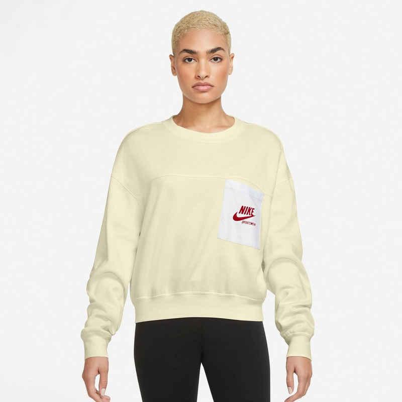 Nike Sportswear Sweatshirt »HERITAGE WOMENS CREW«