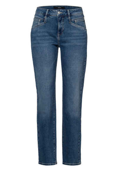 Zero 5-Pocket-Jeans »Relaxed Fit 30 Inch« Plain/ohne Details