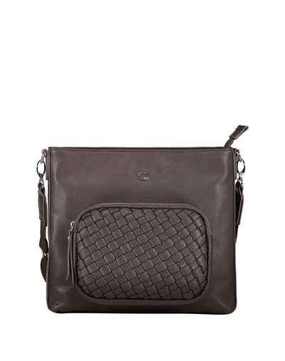 GERRY WEBER Handtasche »Schultertasche mit Wave-Detail«