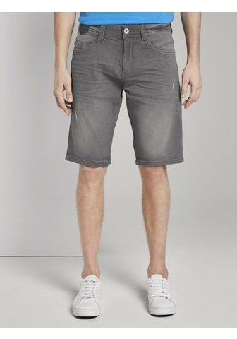 TOM TAILOR Džinsiniai šortai »Josh Bermuda Jeans«...