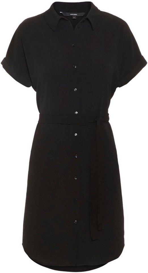 vero moda -  Blusenkleid »VMSASHA SHIRT DRESS«