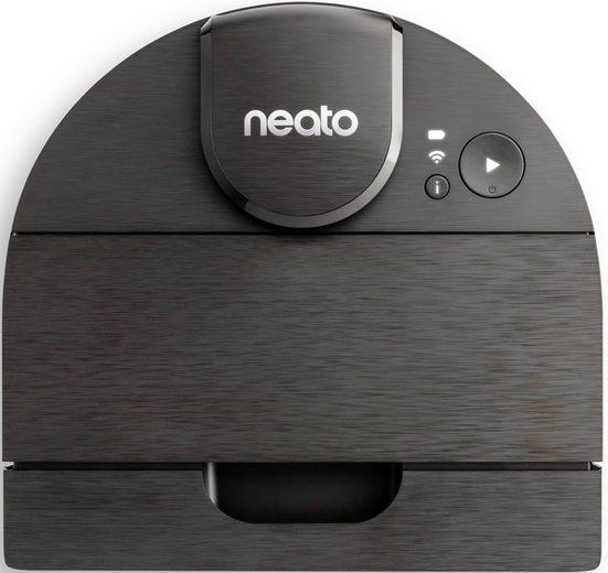 Neato Saugroboter Neato D9 Intelligenter Roboter Staubsauger, 30 Watt, beutellos