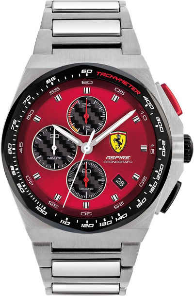 Scuderia Ferrari Chronograph »Aspire, 0830790«