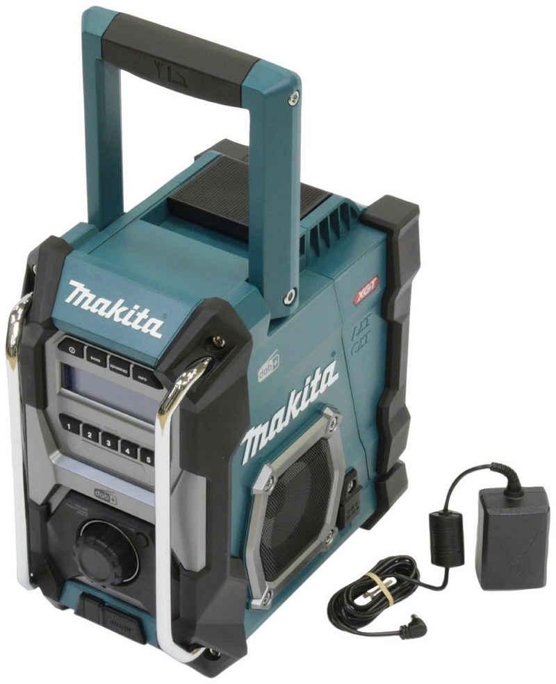 Makita »MR003GZ« Baustellenradio (Digitalradio (DAB), mit Netzteil, ohne Akku und Ladegerät)
