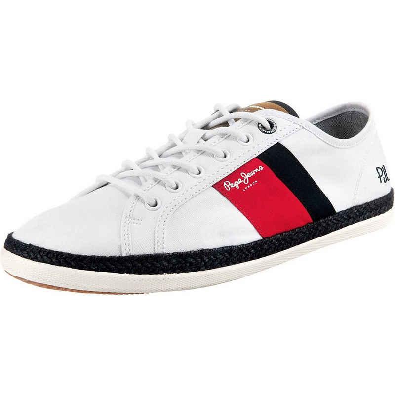 Pepe Jeans »Maui Blucher Sneakers Low« Sneaker