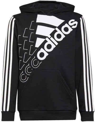 adidas Performance Kapuzensweatshirt »LOGO HOODED SWEATSHIRT«
