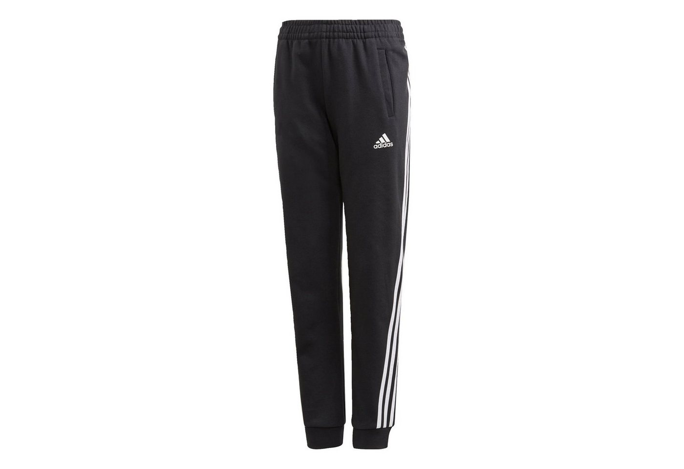 adidas performance -  Trainingshose »3-Streifen Tapered Leg Hose«