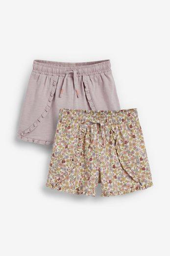 Next Sweatshorts »Jersey-Shorts im 2er-Set« (2-tlg)
