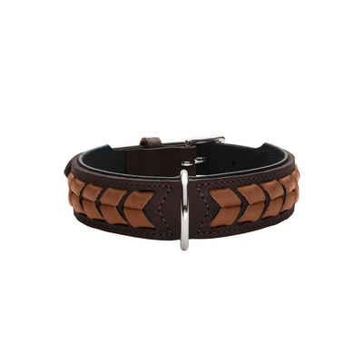 Hunter Hunde-Halsband »El Paso«, Leder
