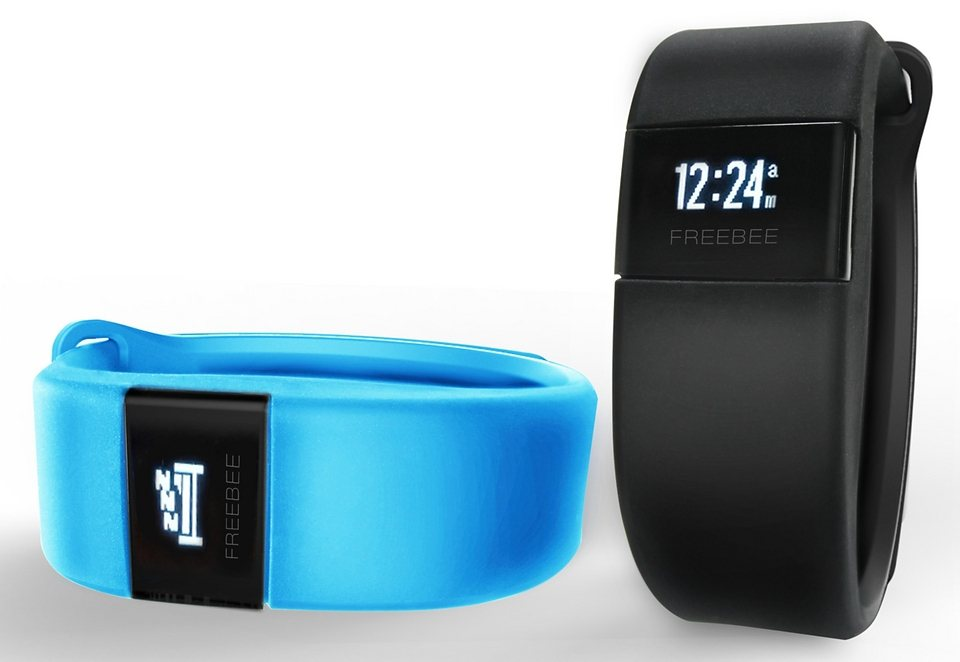 Freebee Activity Tracker, »Pollux« in schwarz-blau