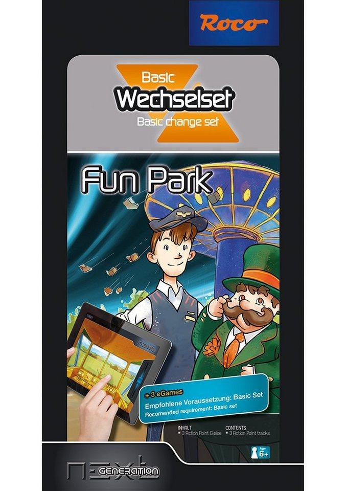 Roco Erweiterungs-Set, Spur H0, »Next Generation - Fun Park - Wechselset«