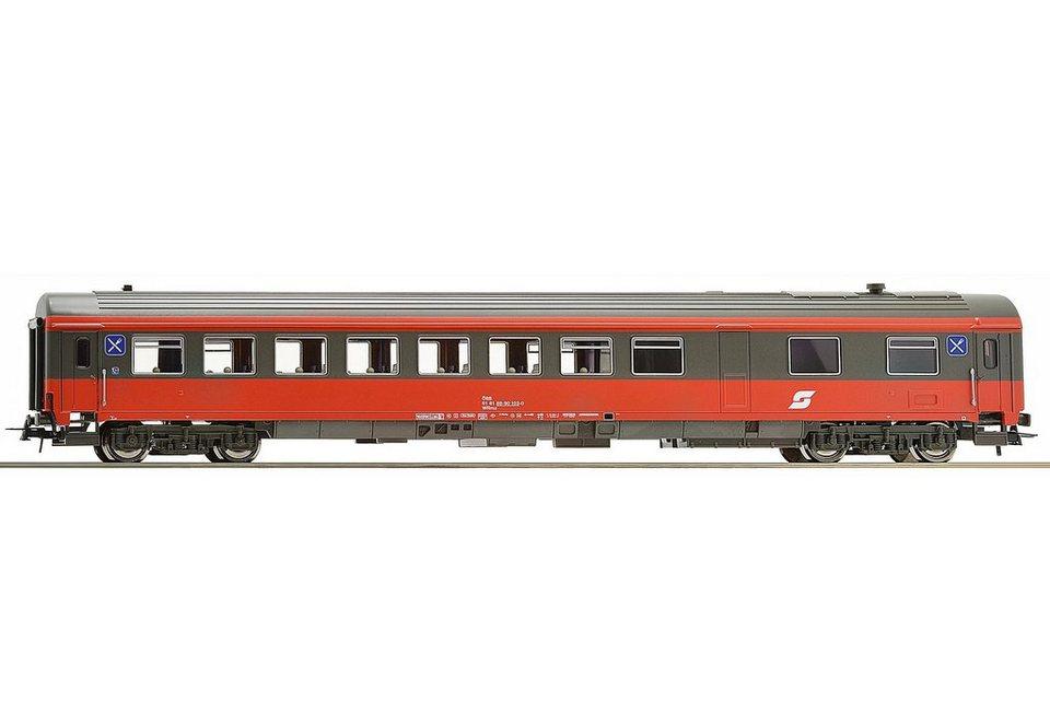 Roco Speisewagen, Spur H0, »Speisewagen der ÖBB - Gleichstrom« in rot