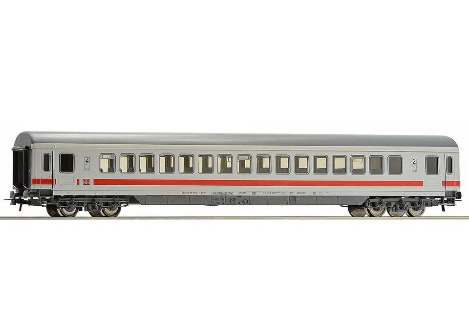 Roco Personenwagen, Spur H0, »2. Klasse IC-Großraumwagen, DB AG - Gleichstrom« in weiß