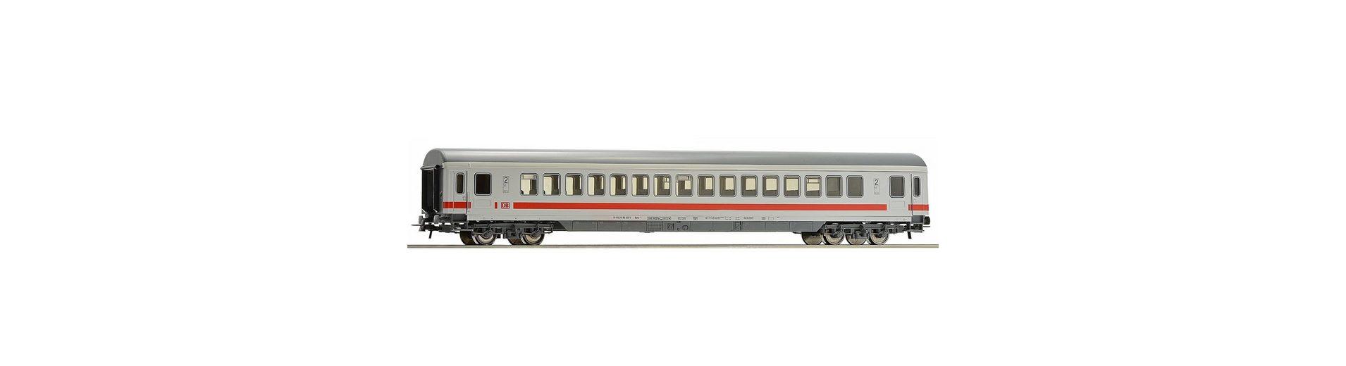 Roco Personenwagen, Spur H0, »2. Klasse IC-Großraumwagen, DB AG - Gleichstrom«