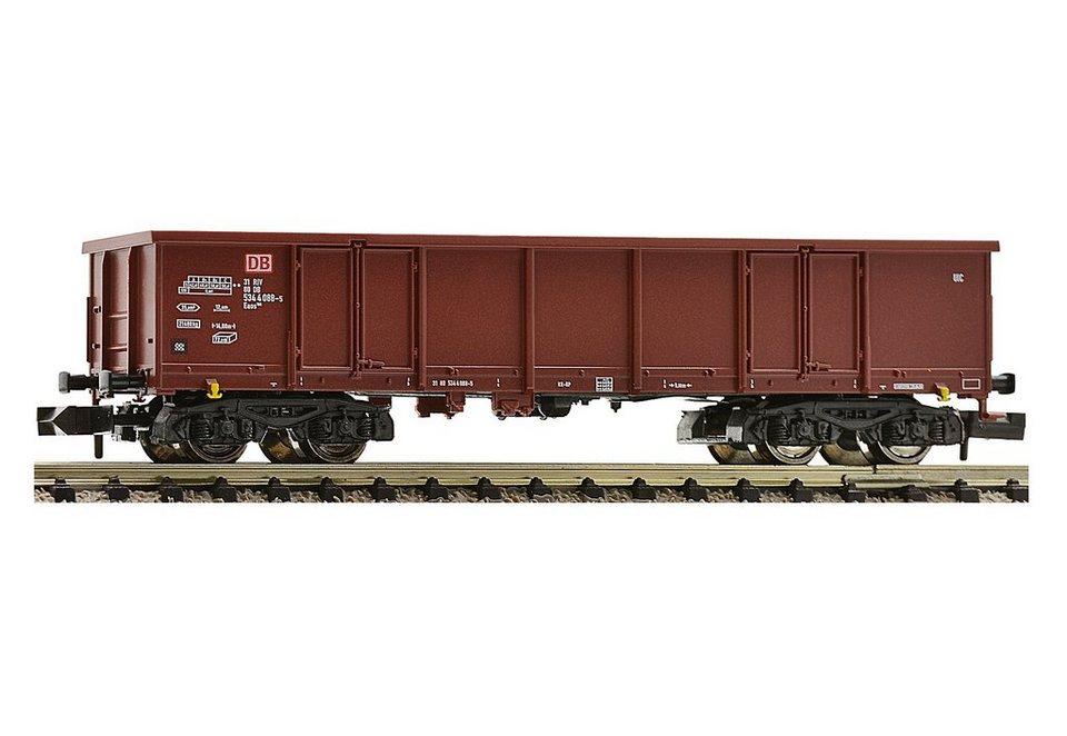Fleischmann® Güterwagen, »Offener Güterwagen Bauart Eaos 106, DB AG - Gleichstrom« in braun