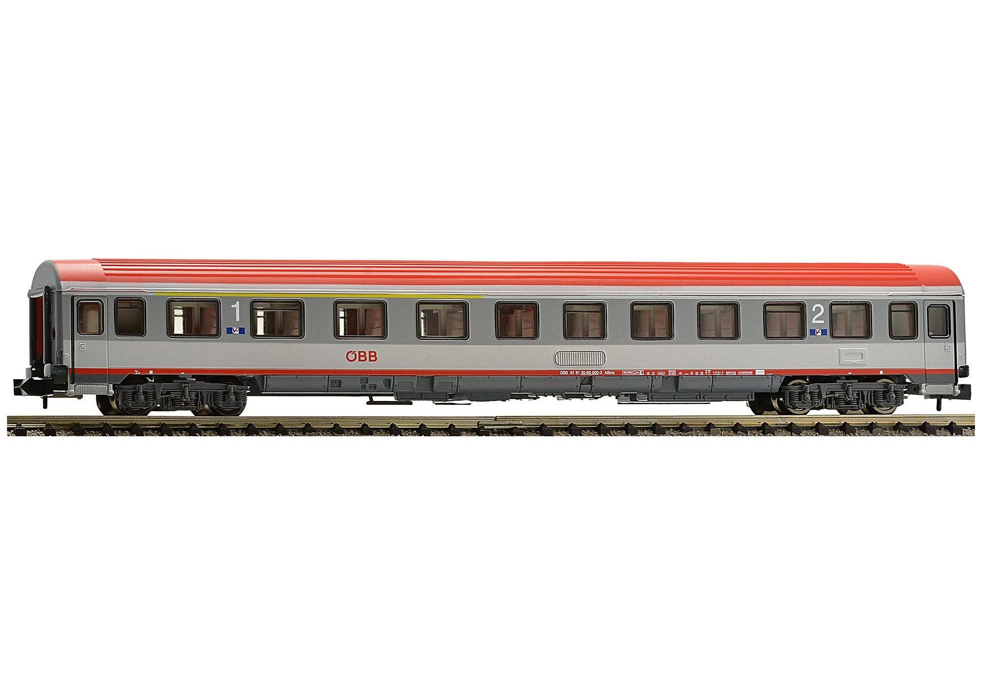 Fleischmann® Personenwagen, »Eurofirma-Wagen 1./2. Klasse, ÖBB - Gleichstrom«