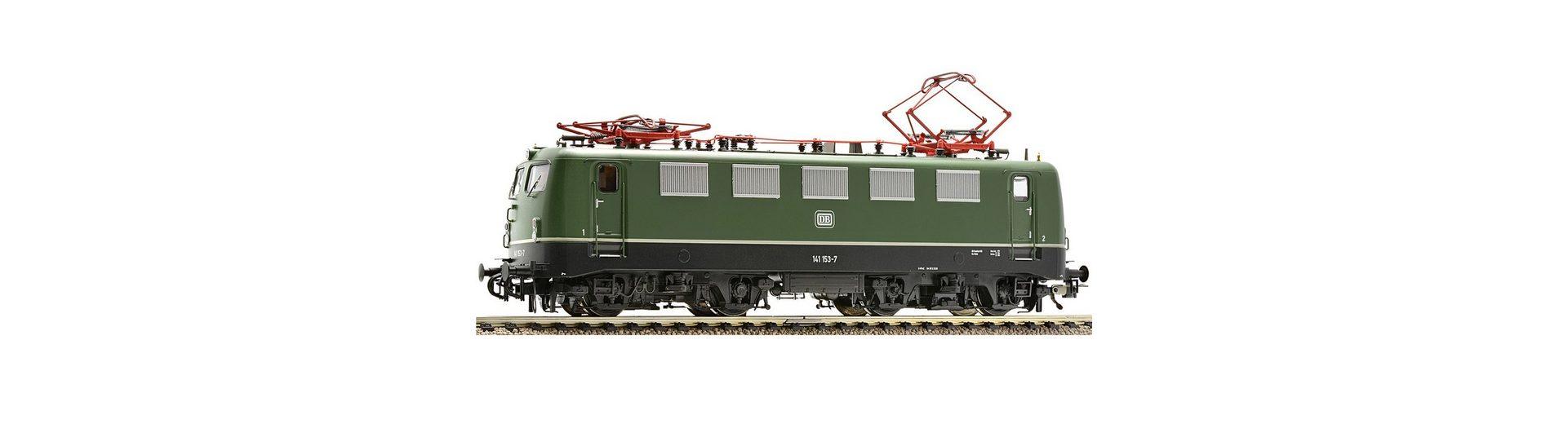 Fleischmann® Elektrolokomotive, »E-Lok, BR 141, DB, grün - Gleichstrom«