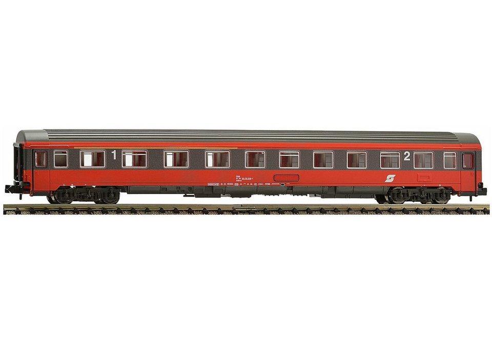 Fleischmann® Personenwagen, »Eurofirma-Wagen 1./2. Klasse, ÖBB - Gleichstrom« in rot