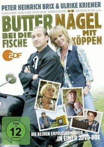 DVD »Butter bei die Fische & Nägel mit Köppen«