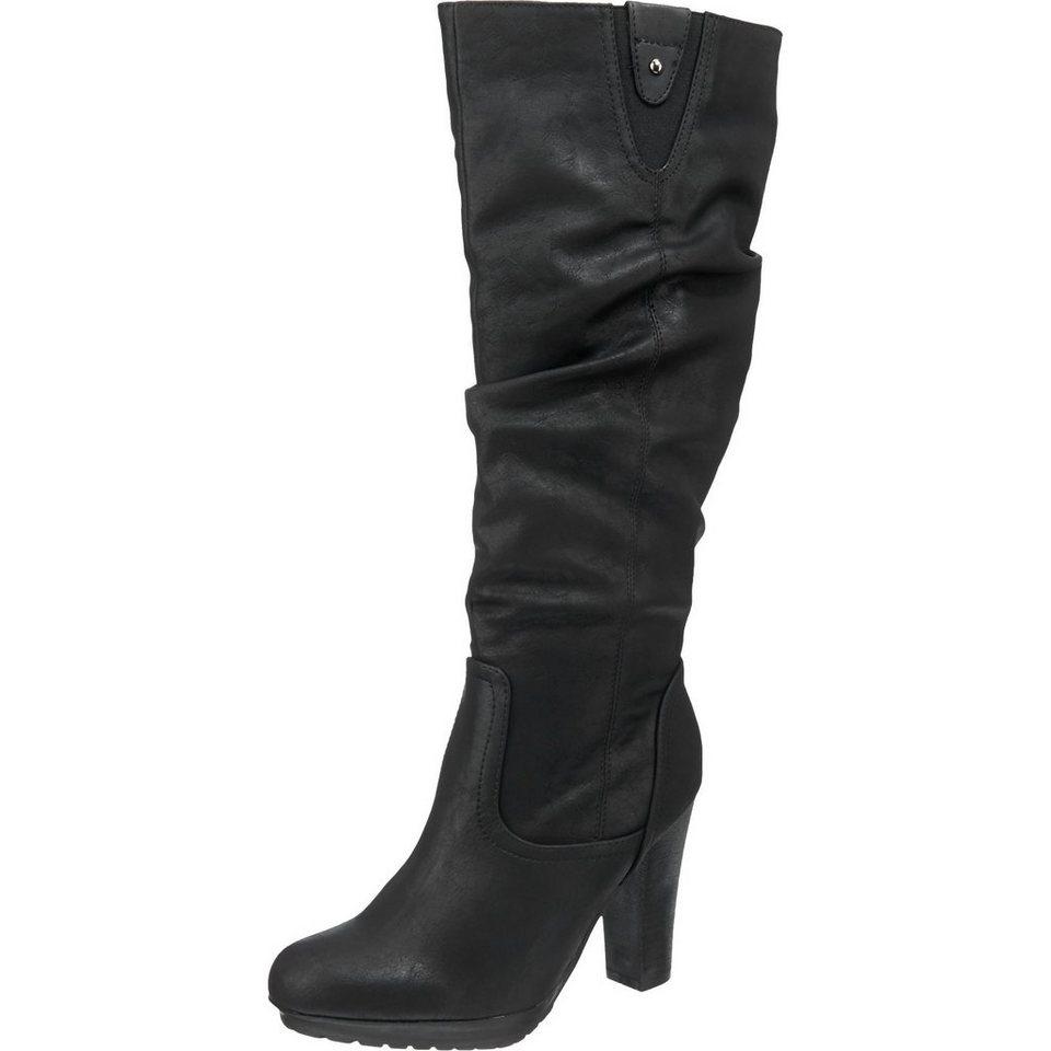 SPROX Stiefel in schwarz