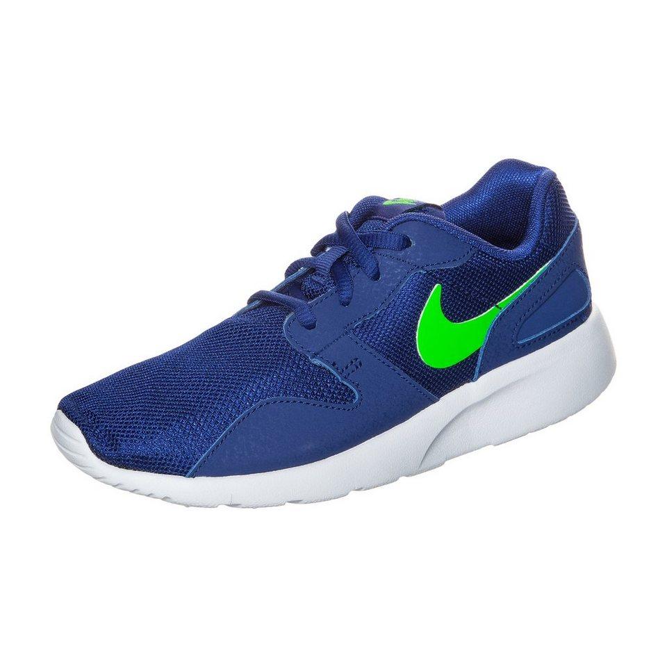 Nike Sportswear Kaishi Sneaker Kinder in blau / grün