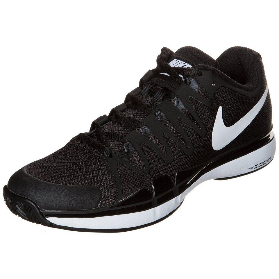 NIKE Zoom Vapor 9.5 Tour Tennisschuh Herren in schwarz / weiß